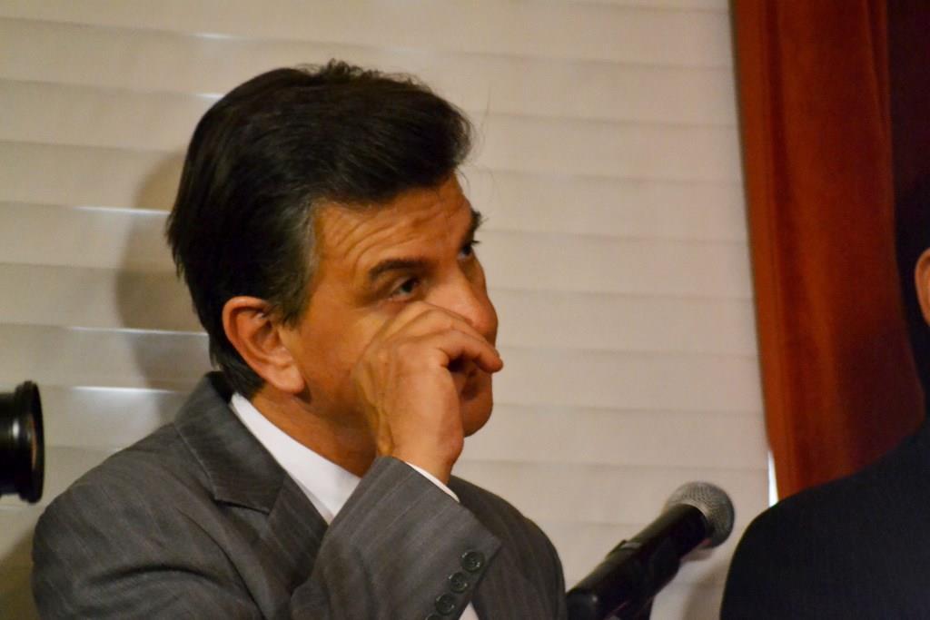 <b>Enrique Ampudia</b>. En recta final/Yerania Rolón - portales-de-noticias-de-veracruz_gabinete-de-salida-de-javier-duarte-_1437445465